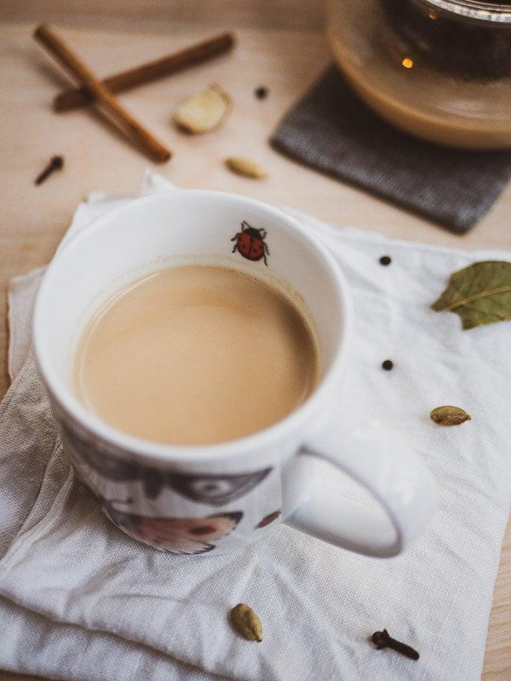 How to Brew DIY Sugar-Free Chai At Home — Garlic Delight