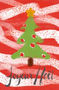 Joyeux Noel. Fun from garlicdelight.com.