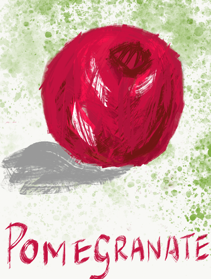 3 Tips: Eating Pomegranates