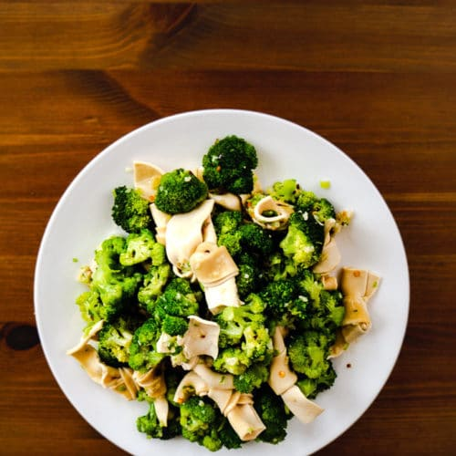 How to Make Tofu and Broccoli Salad (Season 1, Episode 4) Cover Photo