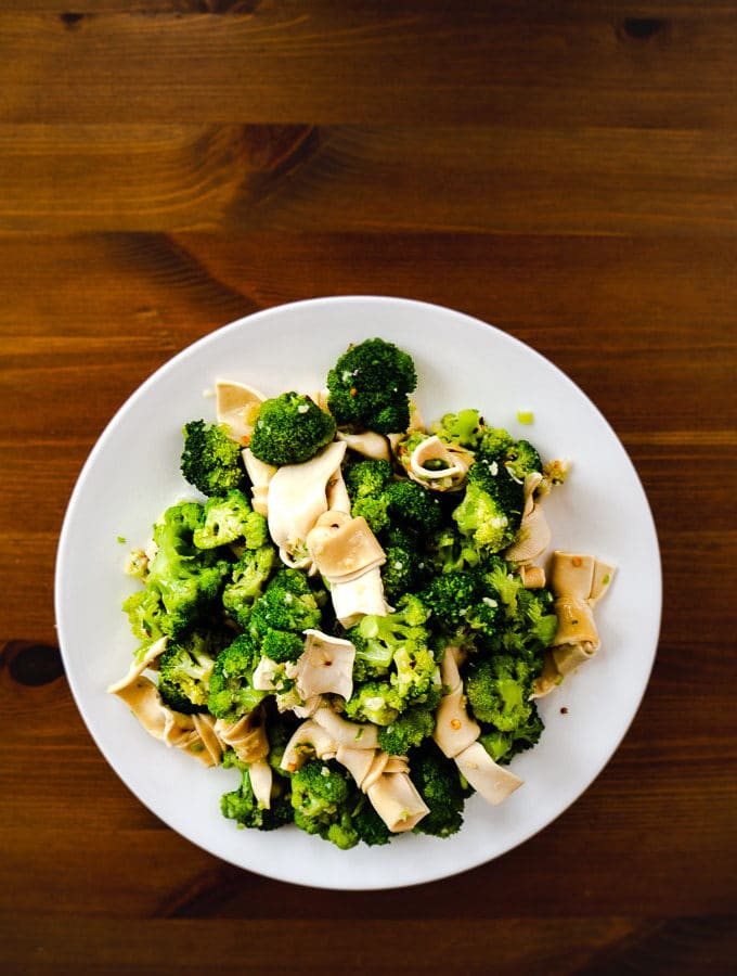 How to Make Tofu and Broccoli Salad (Season 1, Episode 4) Cover Photo