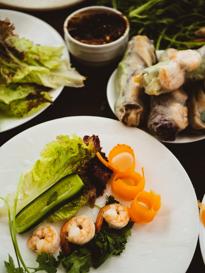 How to Build Community With: Spring Rolls