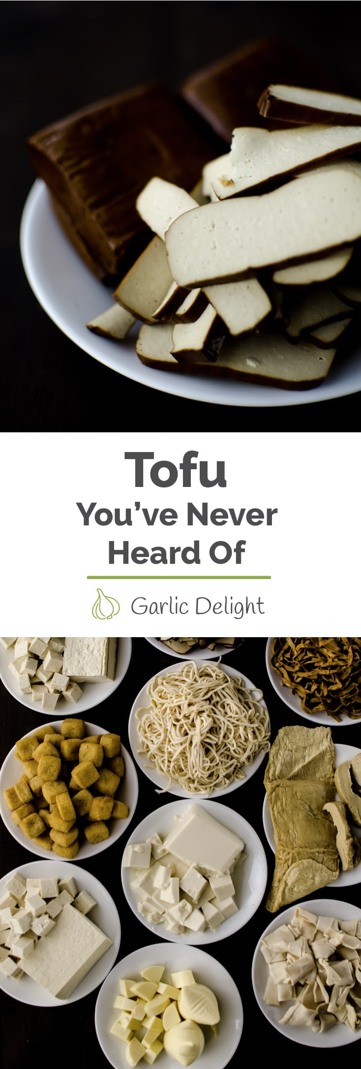 9different types of tofu you'veprobably never heard of and tips on how to enjoy them, including silken tofu, tofu sponges, and tofu noodles. Stories from garlicdelight.com.