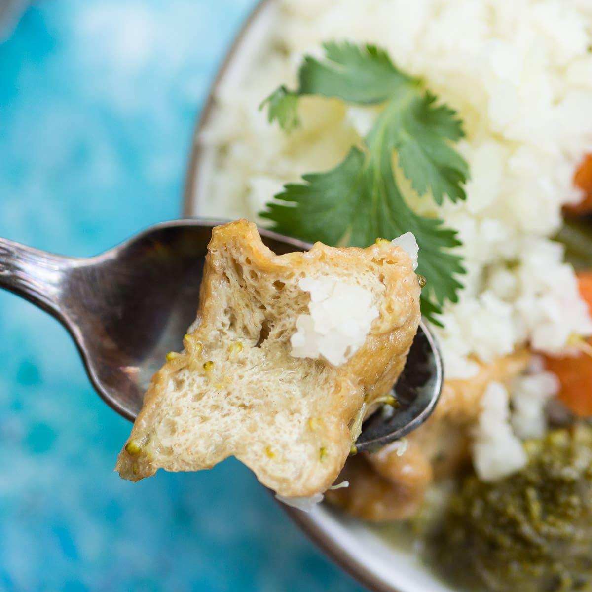 What Is Tofu Sponge? How to Identify, Prep, Cook Tofu Sponge
