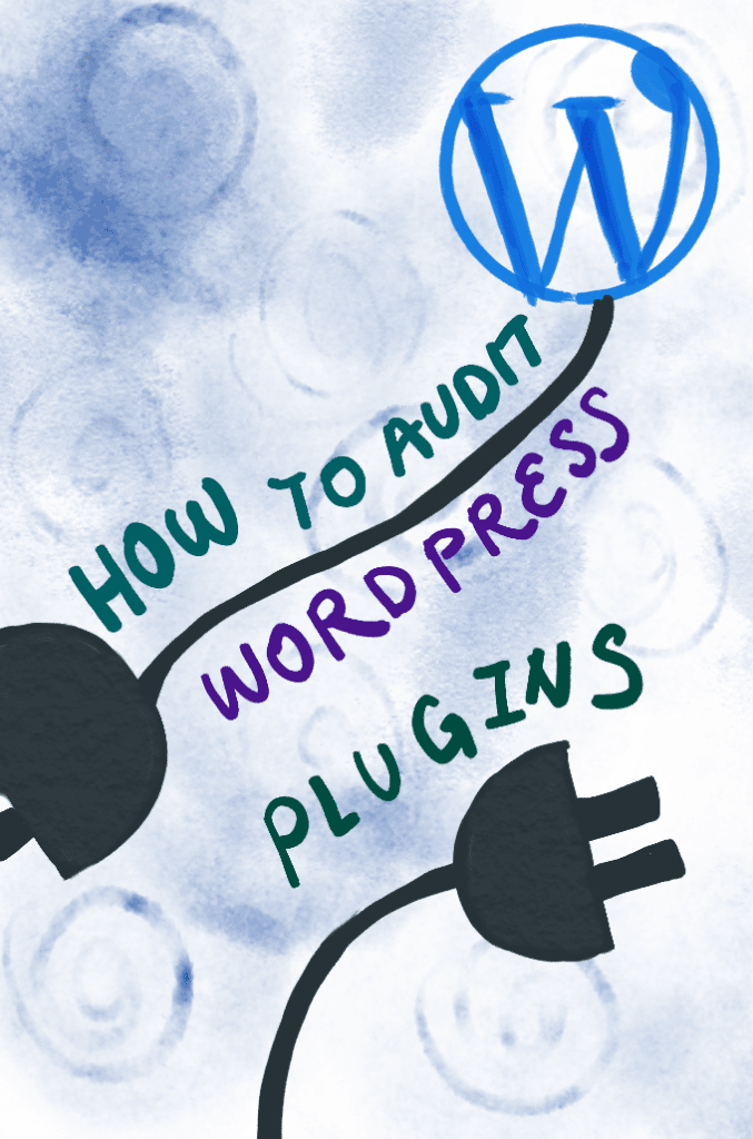 how to audit WordPress plugins